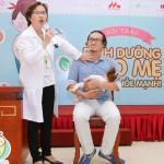"""Hội thảo """"Dinh dưỡng cho mẹ để con khỏe mạnh"""""""